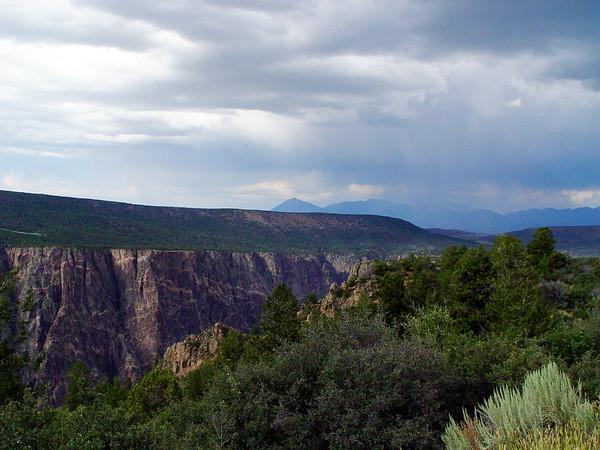 DSC05035a Black Canyon of the Gunnison