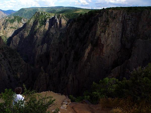 DSC05031a Black Canyon of the Gunnison
