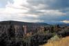 020_20a Black Canyon of the Gunnison<br /> <br /> (from NIKON N-65 35mm Kodak Pro 400ASA)