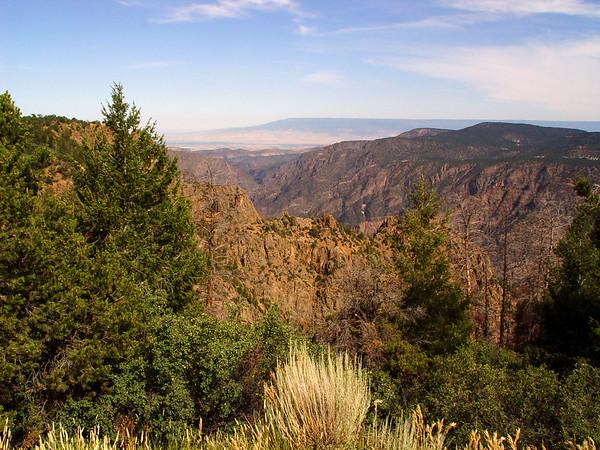 DSC05055a Black Canyon of the Gunnison