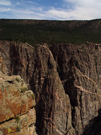DSC05063a Black Canyon of the Gunnison