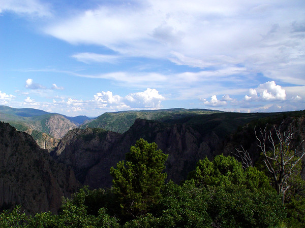 DSC05029a Black Canyon of the Gunnison