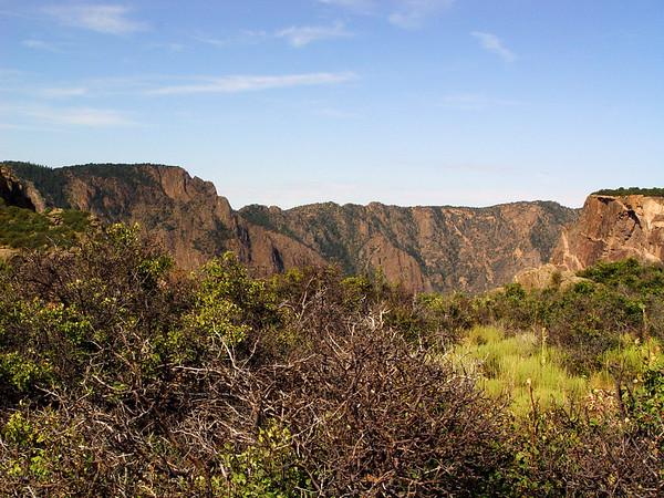 DSC05046a Black Canyon of the Gunnison