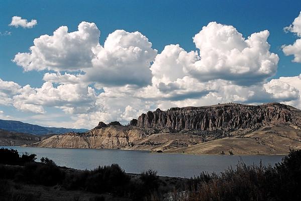 015_15a Dillon Pinnacles and Blue Mesa Reservoir (Nikon N-65 35mm Kodak Pro 400)