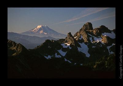 B09 Mt Adams From Sourdough Ridge