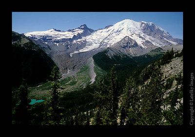 B34 Emmons Glacier View