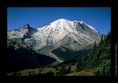 B14 Mt  Rainier Sunrise