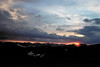 003_03a Sunset, Trail Ridge Road, 12000 feet<br /> <br /> Nikon N-65 35mm Kodak Pro 400ASA