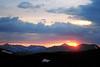 002_02a Sunset, Trail Ridge Road, 12000 feet<br /> <br /> Nikon N-65 35mm Kodak Pro 400ASA