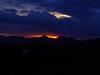 DSC04998a Sunset, Trail Ridge Road, 12000 feet