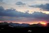 004_04a Sunset, Trail Ridge Road, 12000 feet<br /> <br /> Nikon N-65 35mm Kodak Pro 400ASA