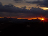DSC04996a Sunset, Trail Ridge Road, 12000 feet