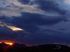 DSC04997a Sunset, Trail Ridge Road, 12000 feet