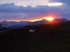 DSC04995a Sunset, Trail Ridge Road, 12000 feet