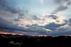 007_07a Sunset, Trail Ridge Road, 12000 feet<br /> <br /> Nikon N-65 35mm Kodak Pro 400ASA
