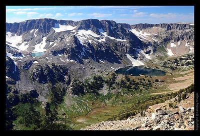 WY11_1091 Descending to Lake Solitude
