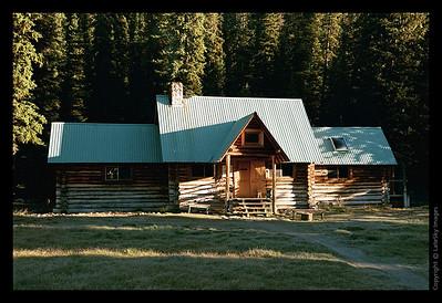 Stanley Mitchell Hut