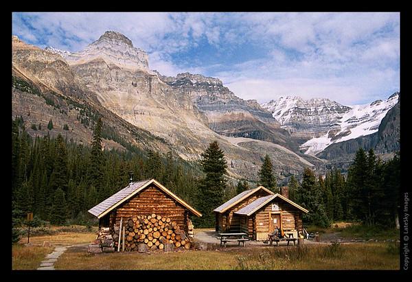 Y13 Elizabeth Parker Hut