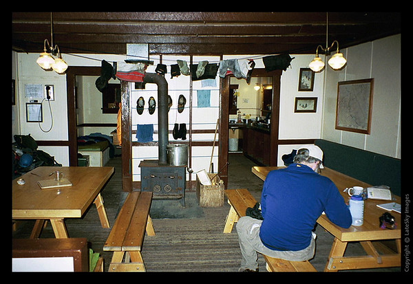 Y15 Inside Abbot Col Hut