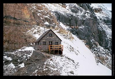 Y10 Abbot Col Hut