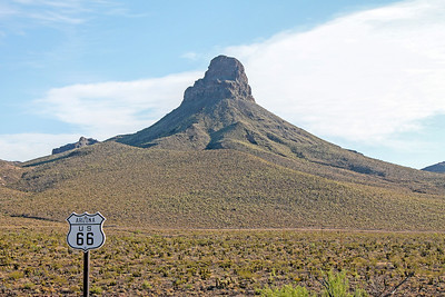 Arizona's US 66 - old style