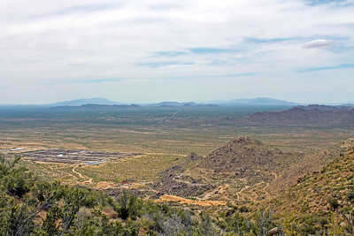 Yarnell Hill Viewpoint