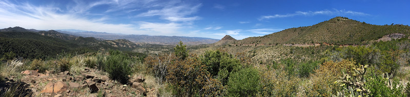 Eastern Arizona Panorama