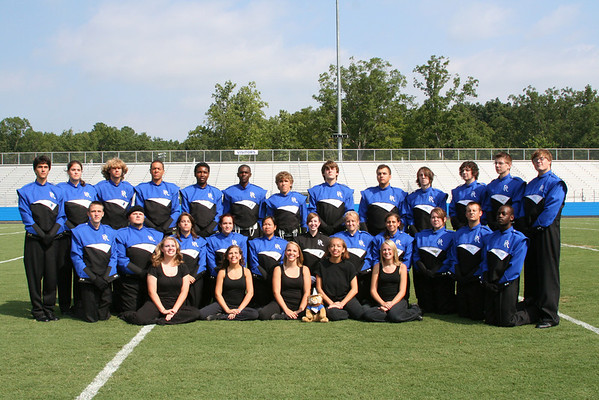 Roaring Lions Marching Band-Class of 2009