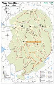 Raven Rocks loop trail (~3.5 miles). On Full Map.