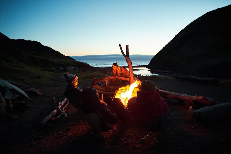 lost coast trail camping