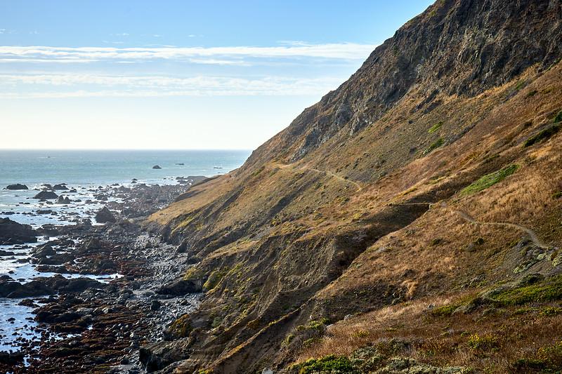 Lost Coast Bluffs