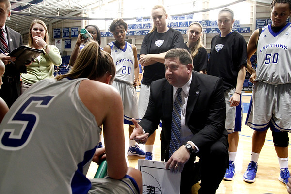 Jan 8 womens basketball CNU vs Ferrum