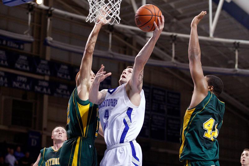 Jan 11 mens basketball CNU vs Methodist