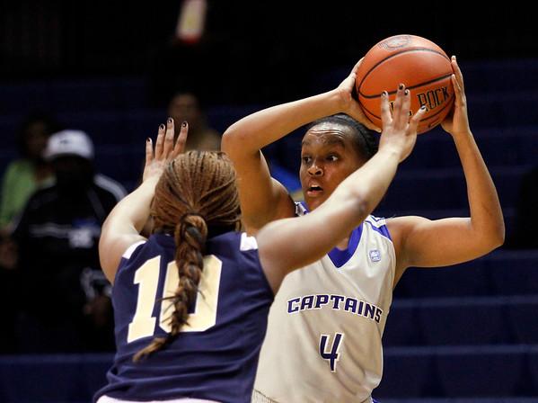 Jan 31 womens basketball CNU vs NC Wesleyan