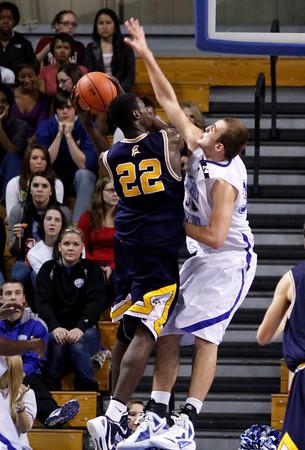 Men's basketball CNU vs St. Mary's