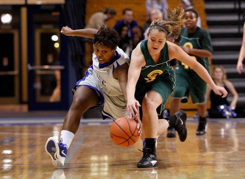Women's basketball CNU vs Mary Baldwin College