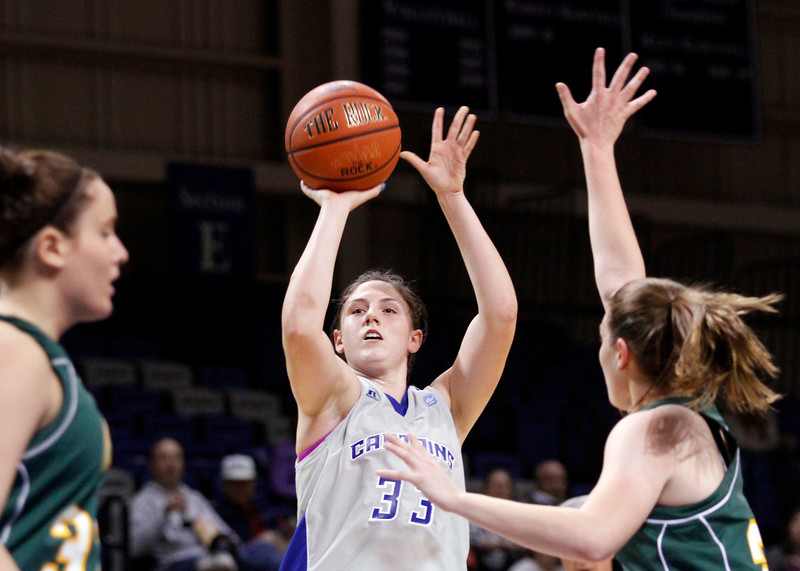 Women's basketball CNU vs Mary Baldwin College