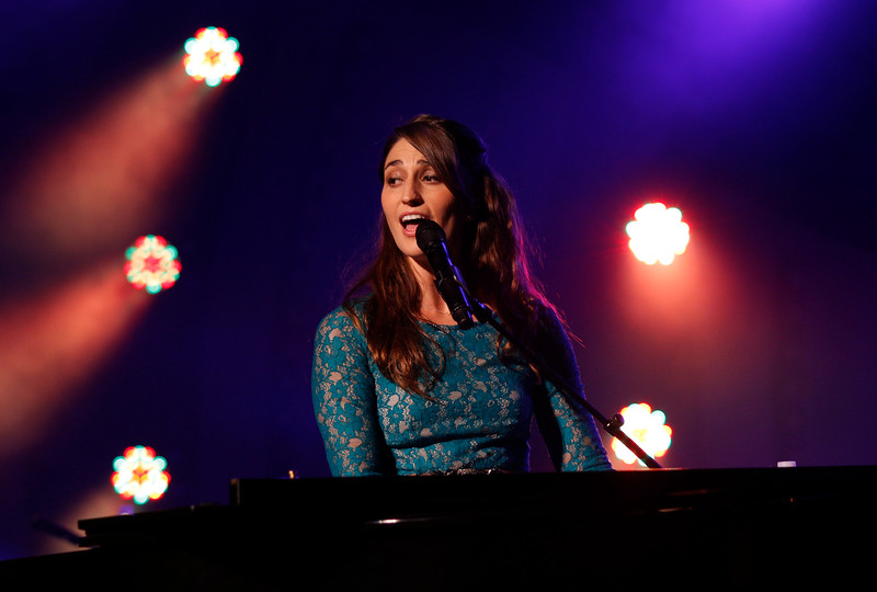 Sara Bareilles at Christopher Newport University
