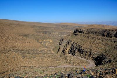 Tizi N Test Pass, Morocco.