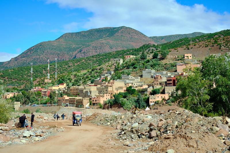 Tighdouine, Morocco