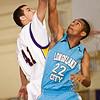 Boys Basketball Playoffs vs LIC-10