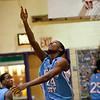 Boys Basketball Playoffs vs LIC-6