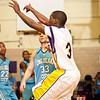 Boys Basketball Playoffs vs LIC-15