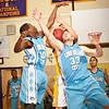 Boys Basketball Playoffs vs LIC-16