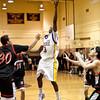 Basketball Playoffs vs Newtown-20