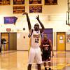 Basketball Playoffs vs Newtown-8