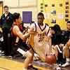 Basketball Playoffs vs Newtown-17