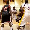 Basketball Playoffs vs Newtown-1