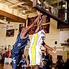 Boys Varsity Basketball v columbus 1-14-09-12
