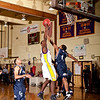 Boys Varsity Basketball v columbus 1-14-09-11